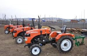 мини-трактора Уралец-220