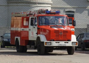 пожарная техника на базе ЗИЛ-4331