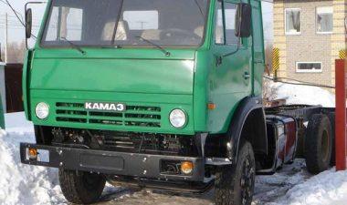 шасси КамАЗа модели 53212