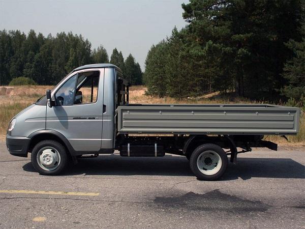 как выглядит ГАЗ-3302
