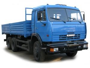 внешний вид грузовика КамАЗ-53215