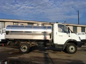 ГАЗ-33106 готов транспортировать груз