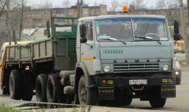 модель КамАЗа-5410