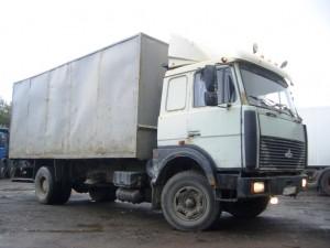 автомобиль МАЗ-53366 021