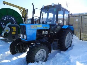 трактор МТЗ-82,1 для сельскохозяйственных работ