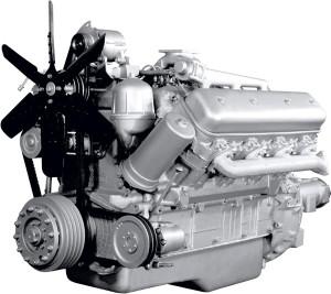 двигатель ЯМЗ-238 м2