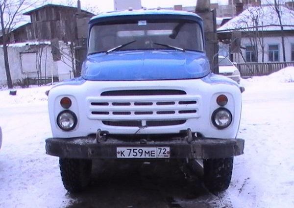 автомобиль ЗИЛ-431412