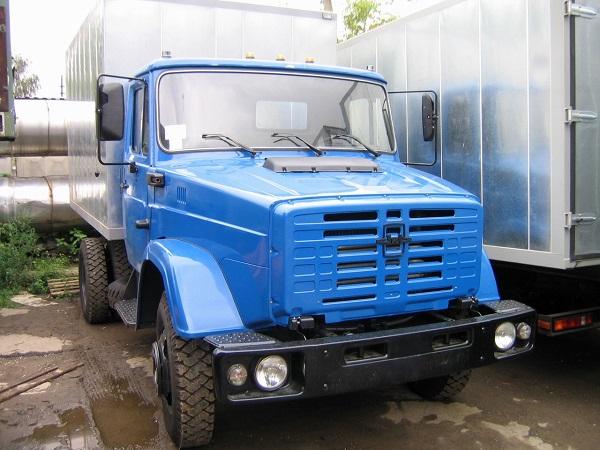 автомобиль ЗИЛ-433362