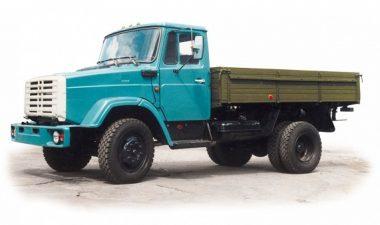 автомобиль ЗИЛ-433360