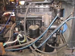 двигатель Д-240 для трактора МТЗ-82