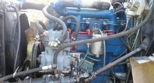 двигатель автомобиля ЗИЛ-433362