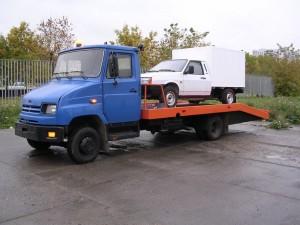 автоэвакуатор на базе ЗИЛ-5301