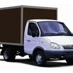 фургон для промышленных товаров ГАЗ-3302, его технические характеристики