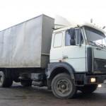 грузовая машина МАЗ-53366