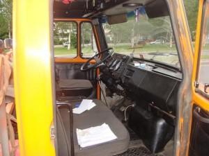 кабина эвакуатора ЗИЛ-5301 Бычок