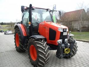 трактор Кубота GX
