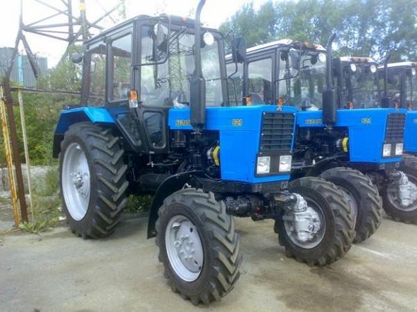 трактор МТЗ-82,1