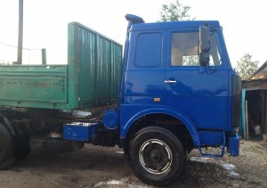 модификация 020 автомобиля МАЗа-54329
