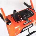 обзор модели снегоуборочной техники Patriot Pro 650
