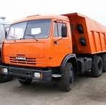 автомобиль КамАЗ-65115 2007 года выпуска