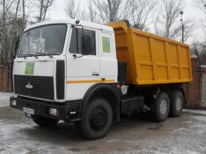 самосвал МАЗ-54329 020 модификации