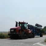 модель трактора Кейс для сельскохозяйственных работ