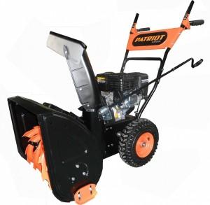 особенности эксплуатации снегоуборочной техники Патриот 650 модели