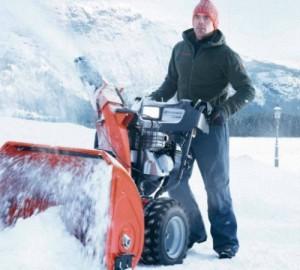 модель снегоуборщика Хускварна 261