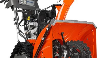 снегоуборочная машина Хускварна 327, особенности ее применения