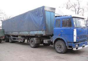 седельный тягач МАЗ-54323