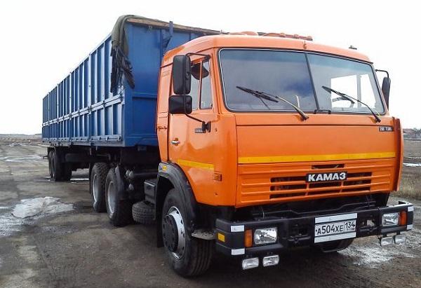 внешний вид автомобиля КамАЗ-5410