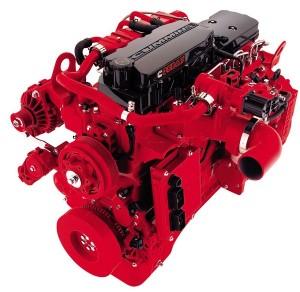 двигатель для КамАЗа Cummins 6 ISB 300