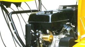 "характеристики бензинового двигателя снегоуборщика ""Целина"" 7011Э"