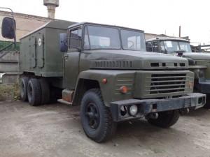 бортовой автомобиль КрАЗ 260 модели