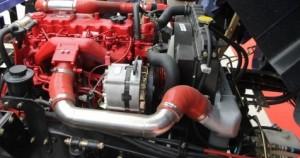 двигатель автомобиля Бау Феникс