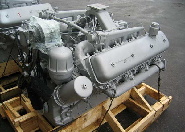 силовая установка ЯМЗ-238М2 для КрАЗ-250