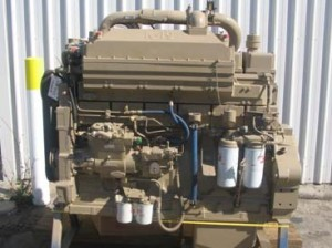двигатель для грузового автомобиля БелАЗ
