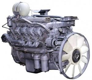 двигатель на автомобиль КамАЗ-65116
