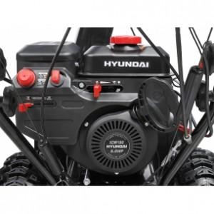 двигатель снегоуборочной машины Хендай С 6560