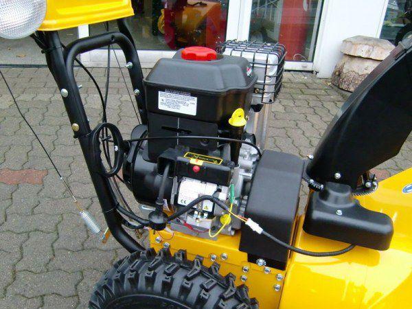 двигатель снегоуборочной машины Stiga SNOW POWER