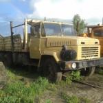 параметры грузовой машины КрАЗ-250