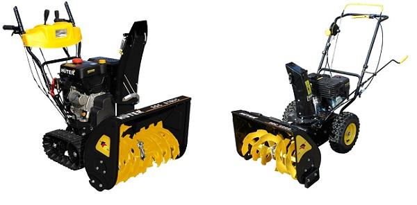 что лучше: гусеничный или колесный снегоуборщик?