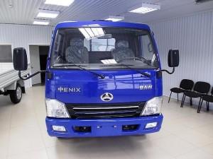 кабина грузовика Бау Феникс 33462