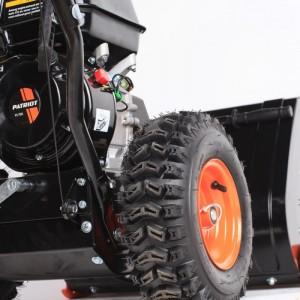колеса снегоуборочной машины Патриот Гарден 700