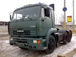 модификация грузового автомобиля КамАЗ-65116 а 4