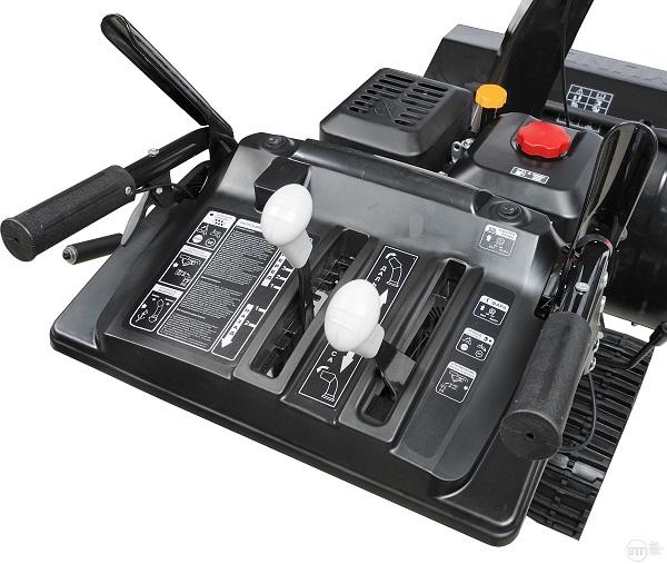эффективность управления снегоуборочной машиной Хендай 6560