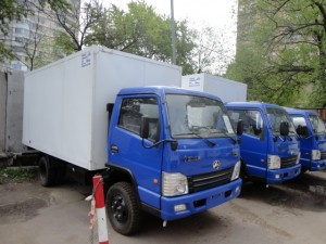 какими параметрами обладает грузовик Бау Феникс 1044