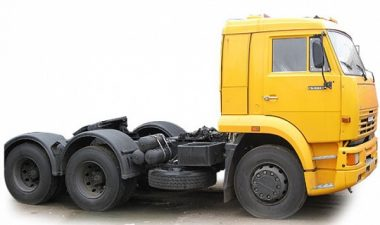 базовая модель КамАЗ-65116, ее шасси
