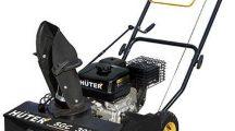 снегоуборщик Хутер 3000, его главные характеристики