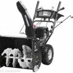 снегоочиститель Хендай С 6060